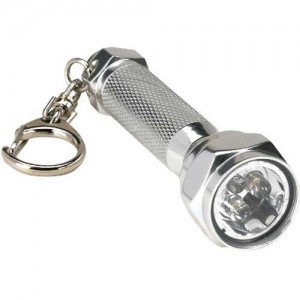 Heavy Duty Aluminum Flashlight