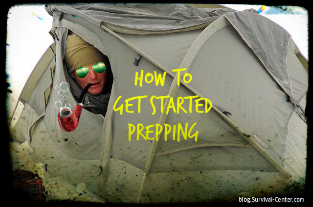 How To Get Started With Prepping