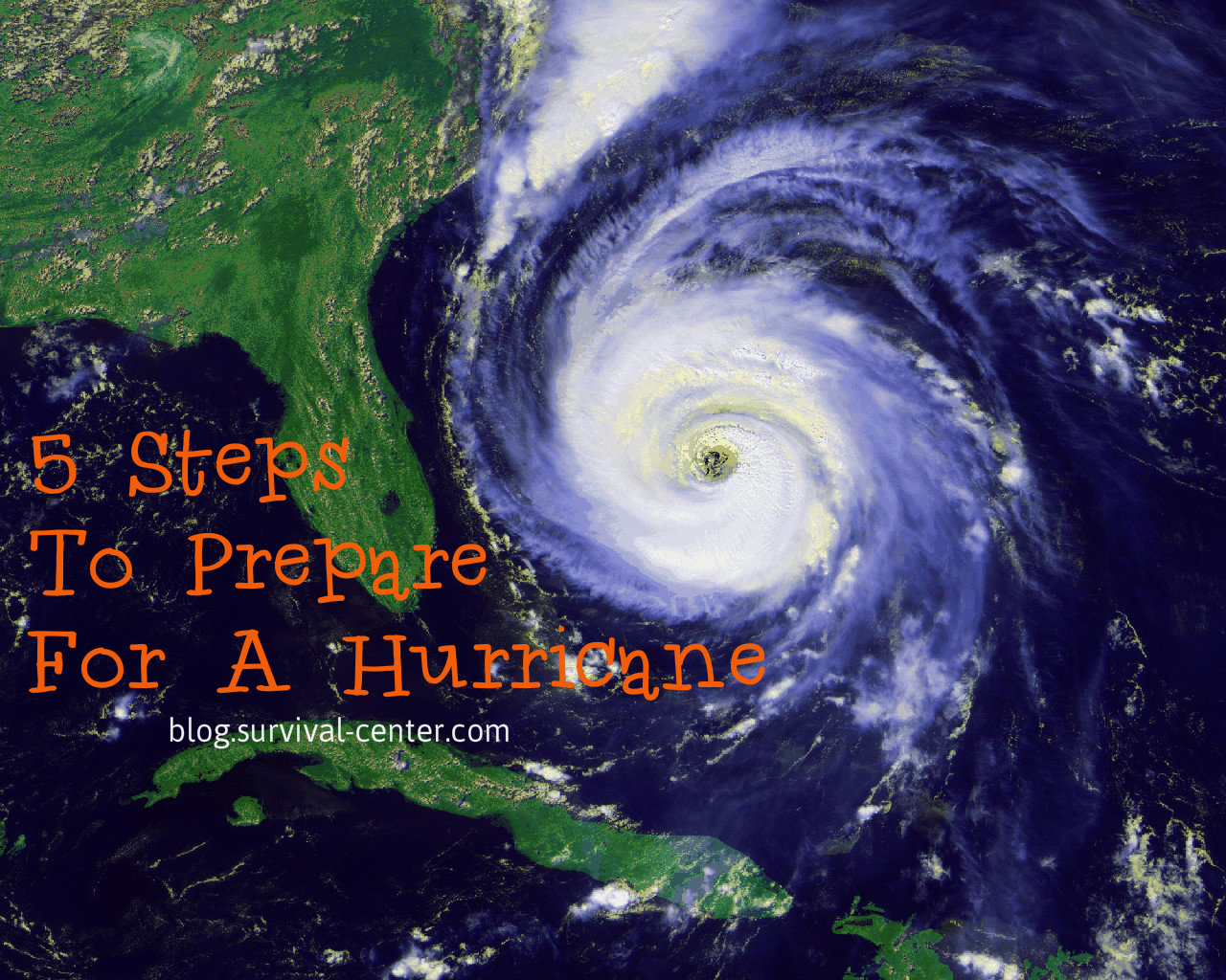 5 Steps To Prepare For A Hurricane Before Disaster Strikes
