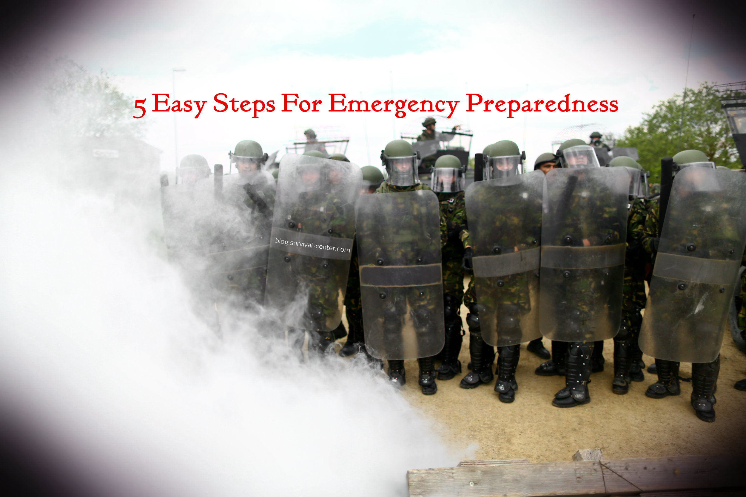 Emergency Preparedness Strategies
