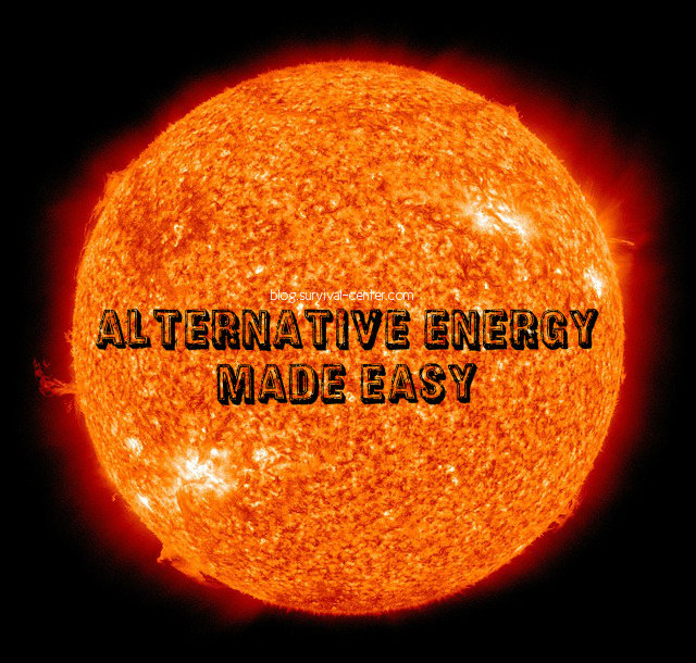 Alternative Engergy Made Easy