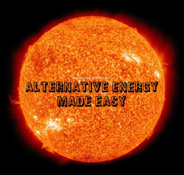 Alternative Engergy Made Easy