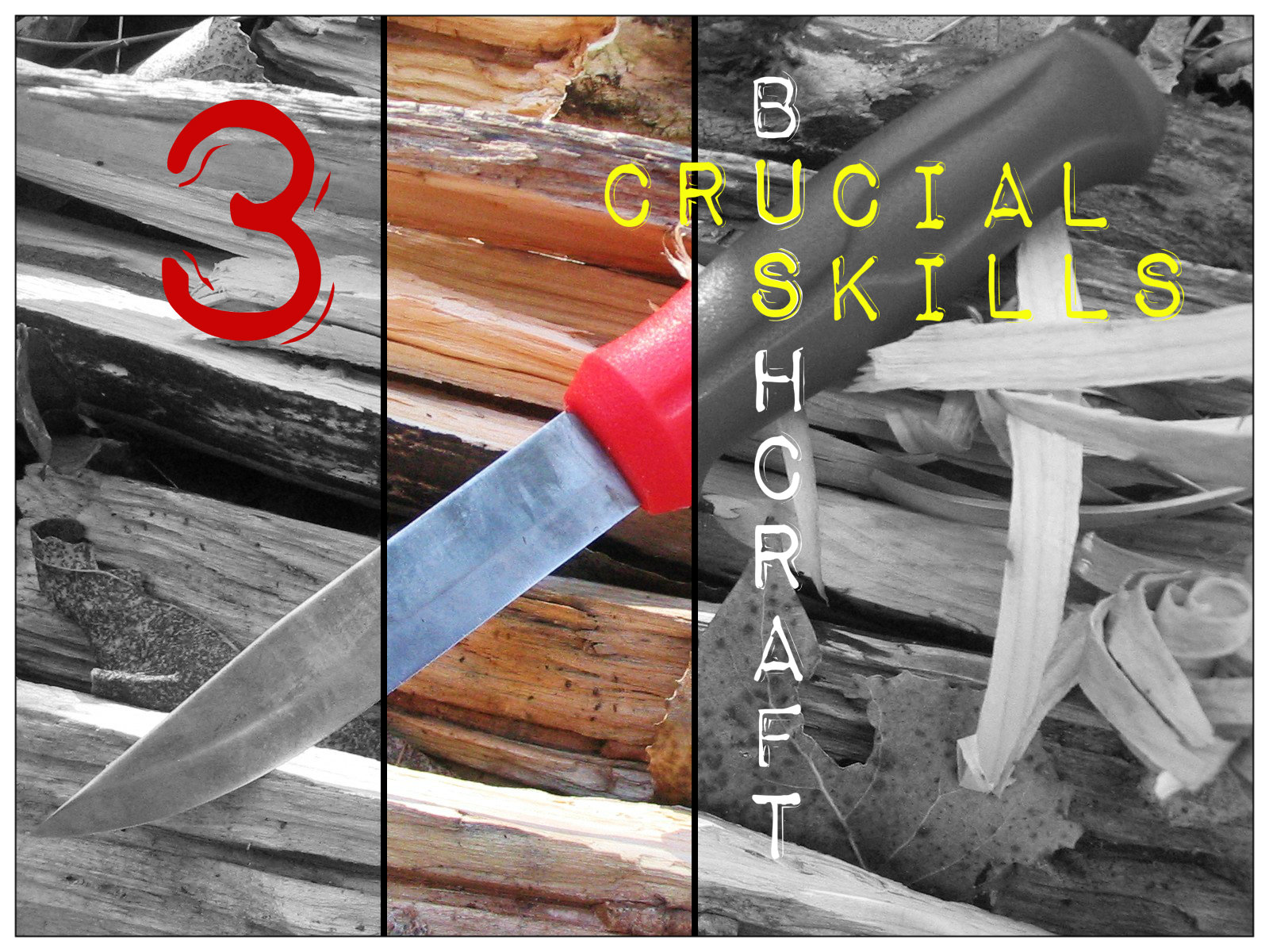 3 Crucial Bushcraft Skills For Preppers