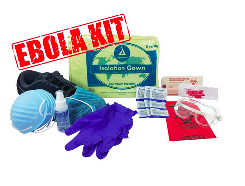 Ebola Outbreak Kit
