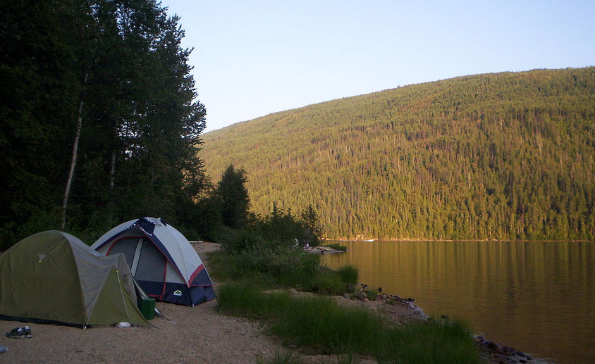List of Camping Hacks