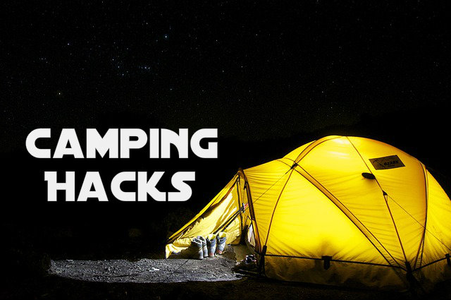 4 Camping Hacks to Use This Summer