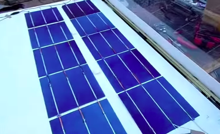 Build Your Own DIY 40 Watt Solar Panel For Less Than $15.00
