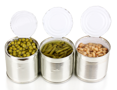 Hidden Water in Canned Foods