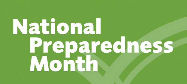 September Is National Preparedness Month