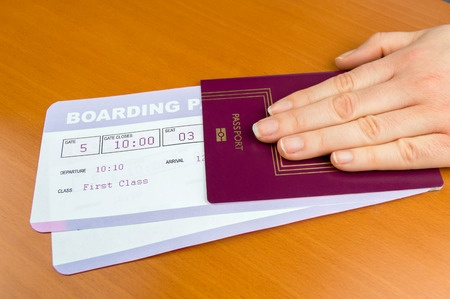 How Your Boarding Pass Can Lead to Identity Theft
