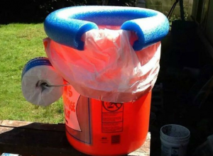 Use 5 Gallon Buckets For Survival