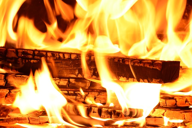How To Make An All-Night Fire