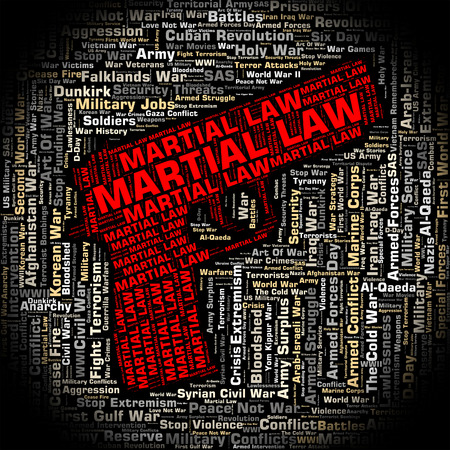 6 Simple Steps to Survive Martial Law