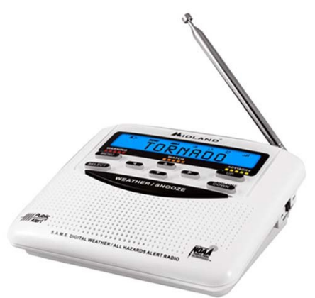 survival emergency radio