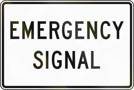 Emergency Signals For When SHTF