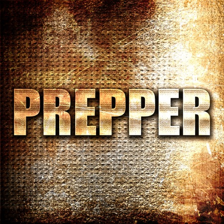 speak prepper