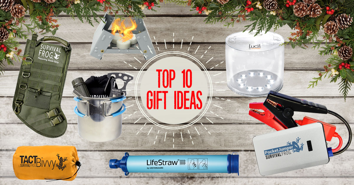 The 10 Best Survival Gifts For The Holiday Season