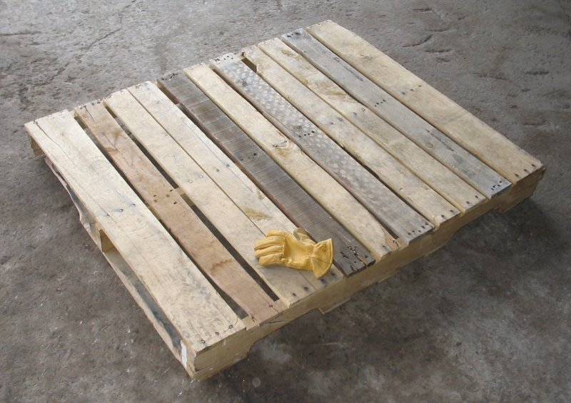 uses for wood pallets