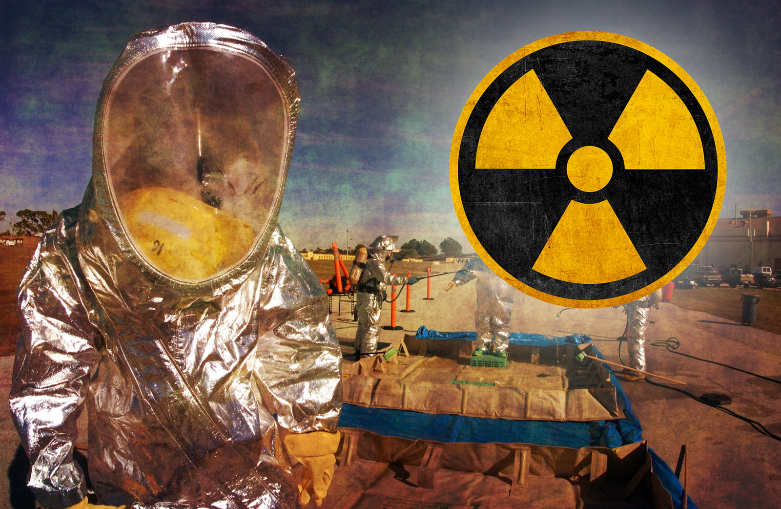 Are You Prepared For Radiation Poisoning?