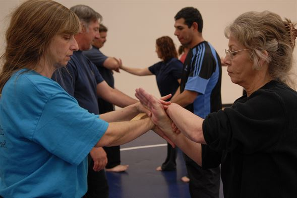 Self Defense Tips For Seniors