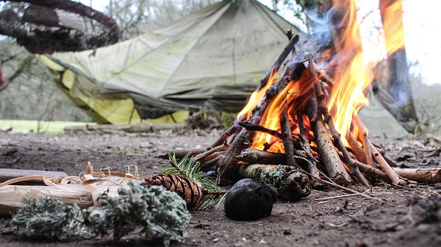 <h1>5 Types of Campfires You Need to Know How to Build</h1>
