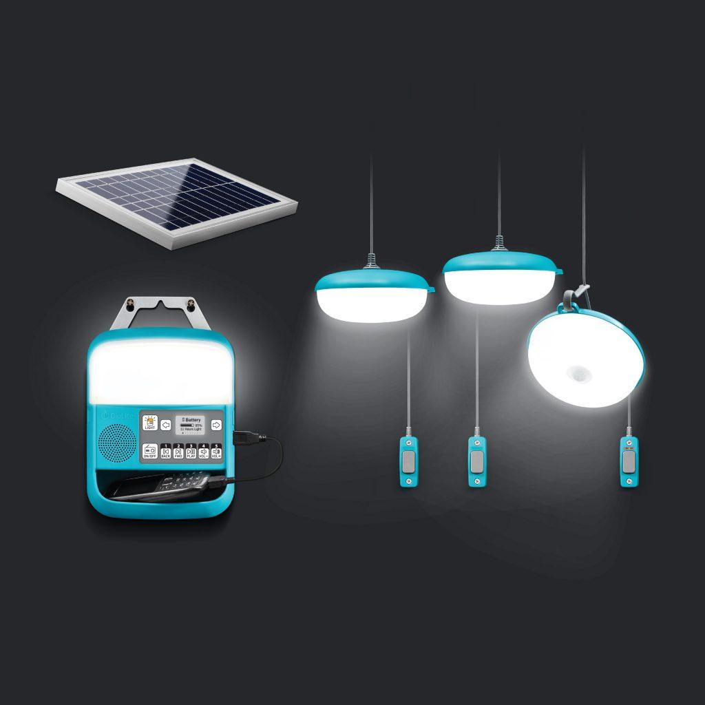 Home Solar Light Kit