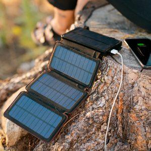 quadrapro solar power bank