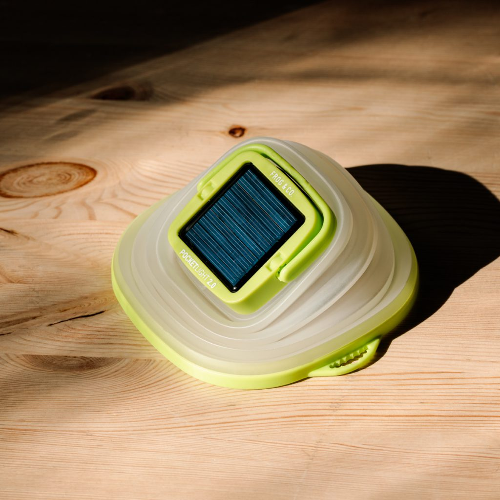 Pocket Light 2.0 Collapsible Solar Lantern